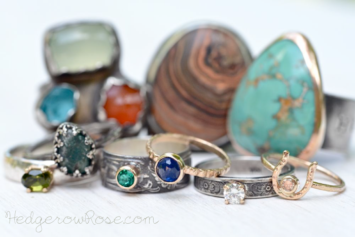 Post image for Some New Rings and Other Stuff…
