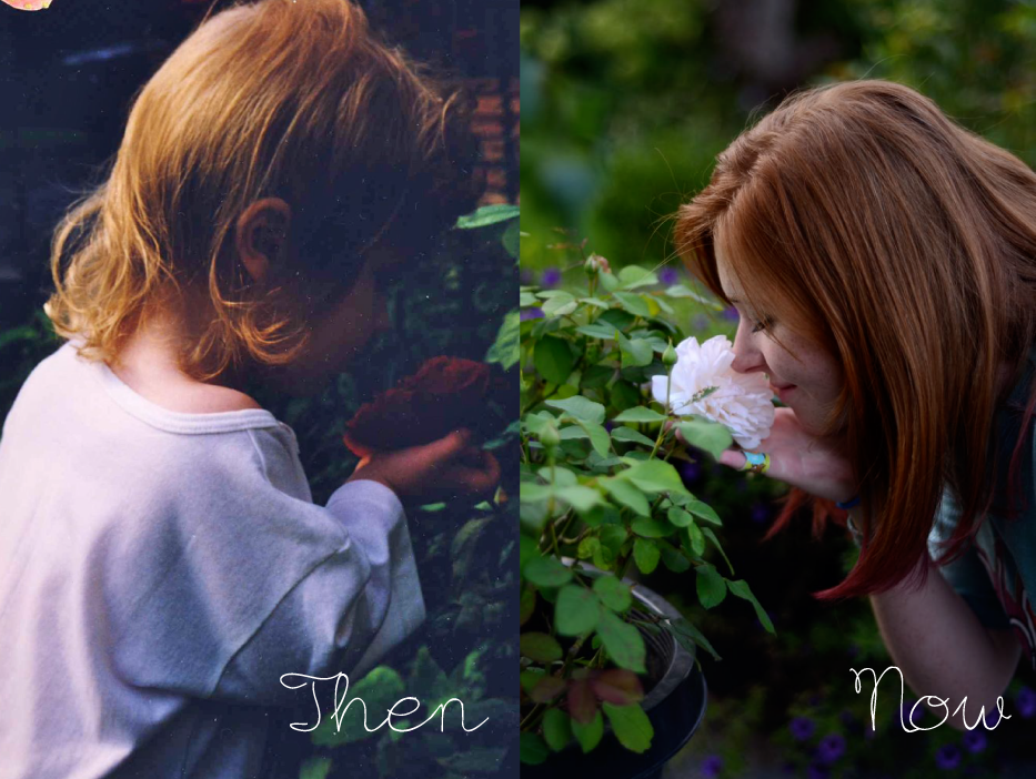 Post image for Then and Now – Sweet Sixteen