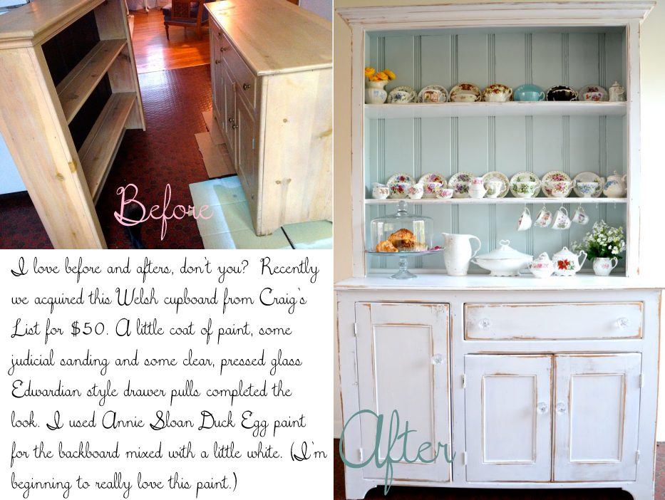Annie-Sloan-Duck-Egg-Paint-on-a-Welsh-Cupboard-before-and-after