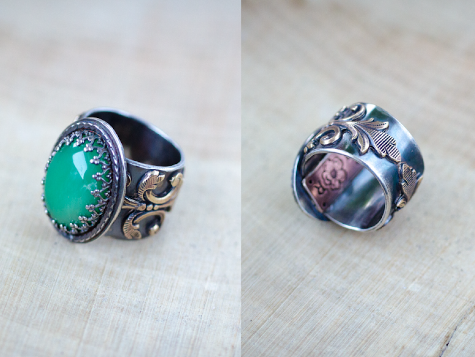 Chrysoprase-Flourish-Ring