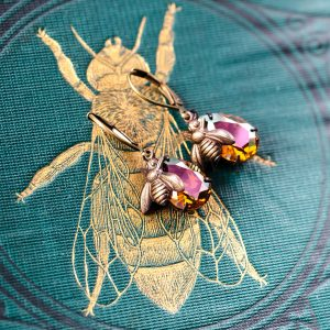 Petite Estate Style Earrings - Bee Charmers