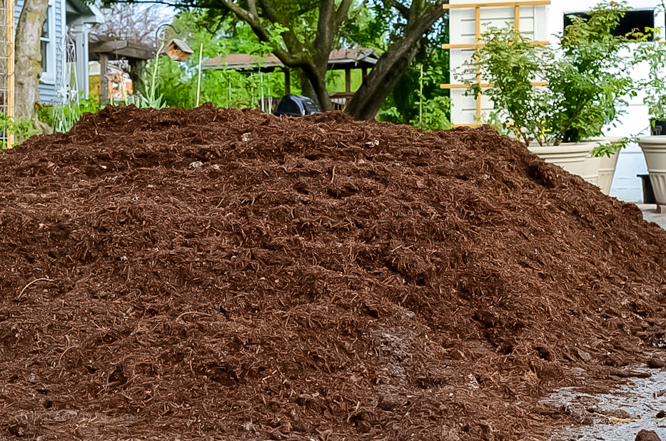 compost delivery