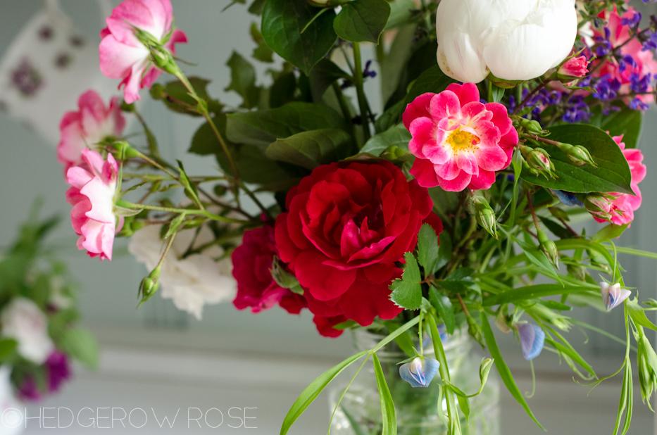 bouquet for grandma