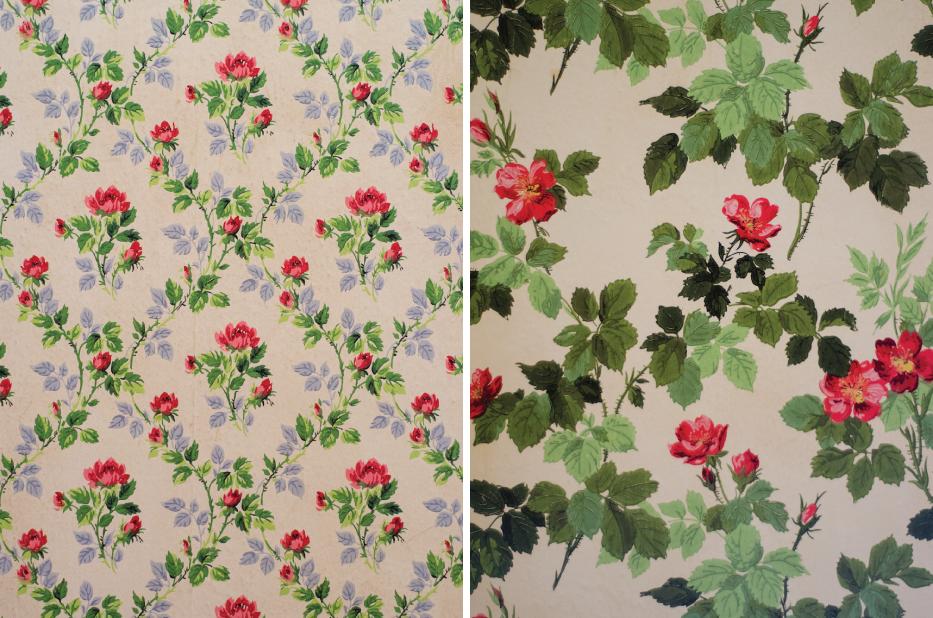 Vintage-Rose-Wallpaper-_-Hedgerow-Rose