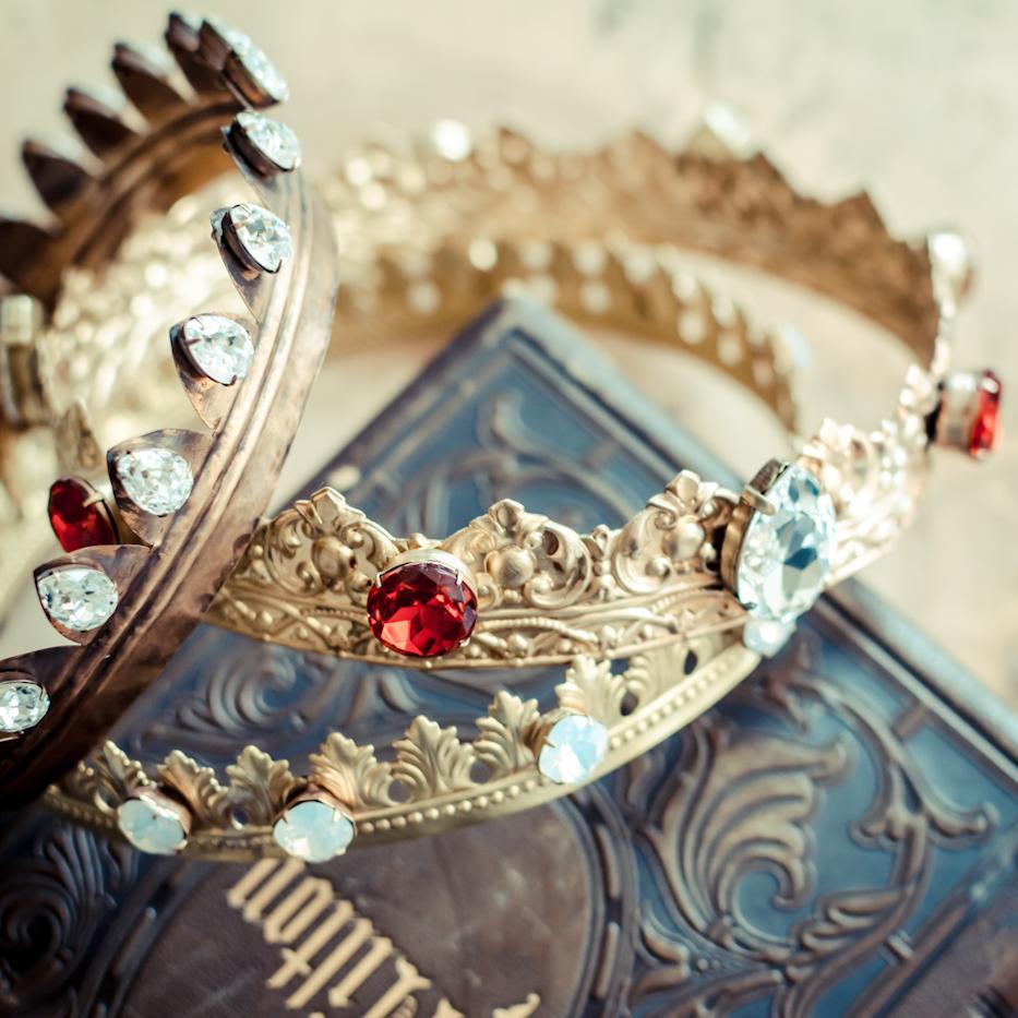 Custom Medieval Style Crowns 4