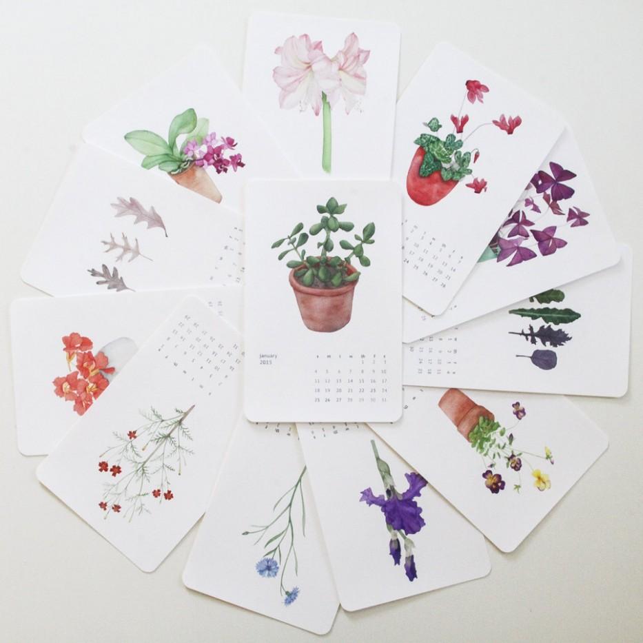 Anne Butera Calendar