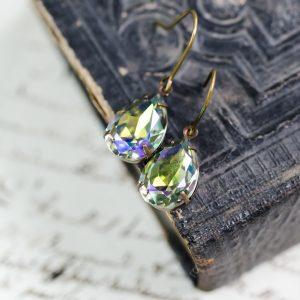 Petite Estate Earrings 2 - Glacier - Hedgerow Rose