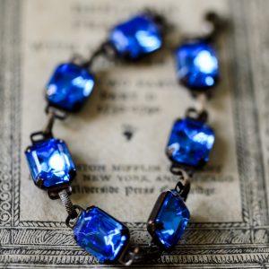 estate bracelet sapphire-4