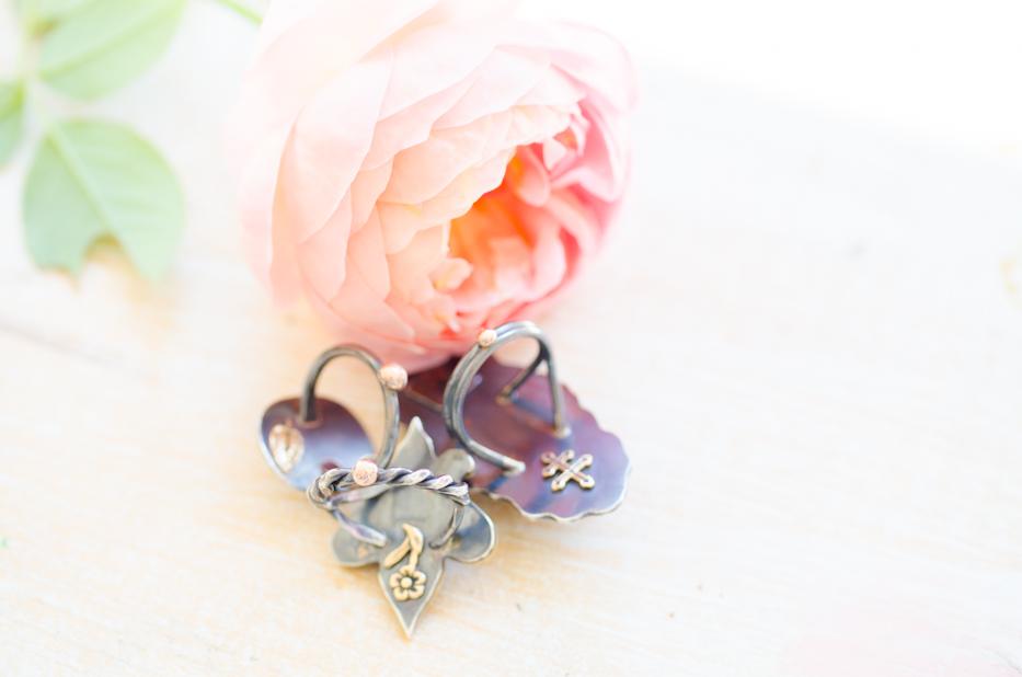 mixed-metal-rings-via-hedgerow-rose